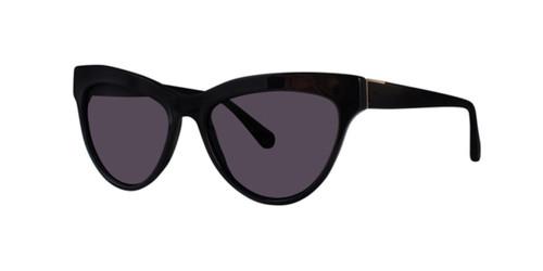 Black Zac Posen Farrow Sunglasses.
