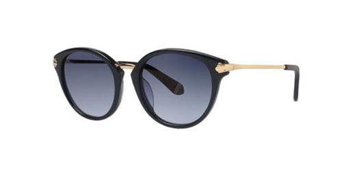 Black Zac Posen Bibi Sunglasses.