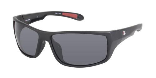 Matte Black c01 Champion 6016 Polarized Sunglasses.