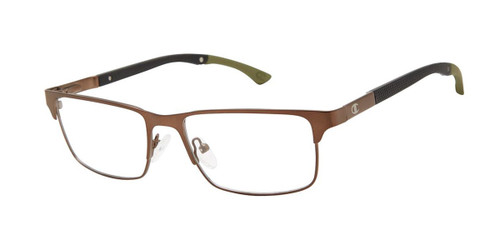 Dark Brown c02 Champion Trip Eyeglasses.