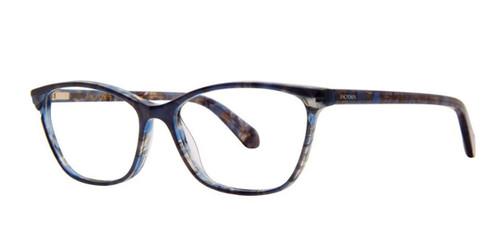 Midnight Zac Posen Theda Eyeglasses.