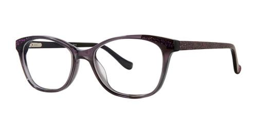 Black Kensie Dance Eyeglasses - Teenager