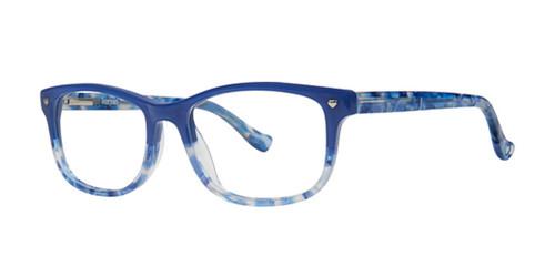 Ocean Blue Kensie Splash Eyeglasses
