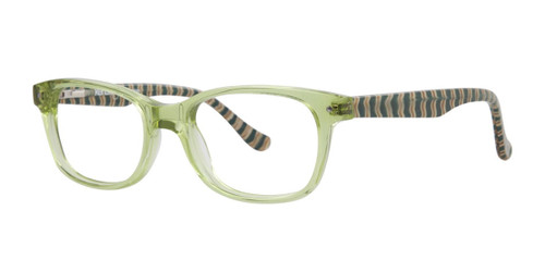 Lime Kensie Stripes Eyeglasses