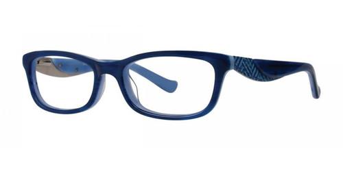 Blue Kensie Bloom Eyeglasses