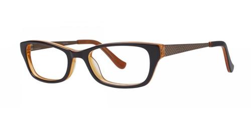 Brown Kensie Painter Eyeglasses