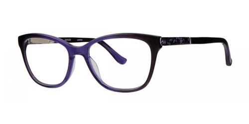 Purple Kensie RX Paradise Eyeglasses