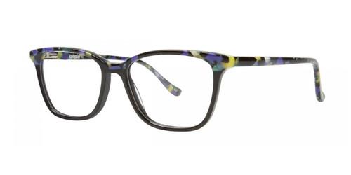 Black Kensie RX Romance Eyeglasses - Teenager