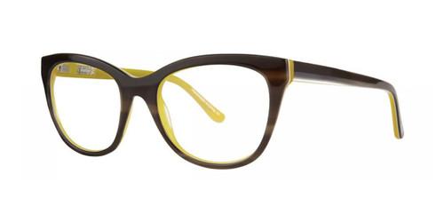 Grey Kensie RX Passionate Eyeglasses