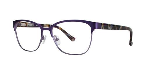 Eggplant Kensie RX Natural Eyeglasses