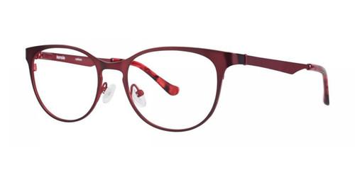 Burgundy Kensie RX Radiant Eyeglasses