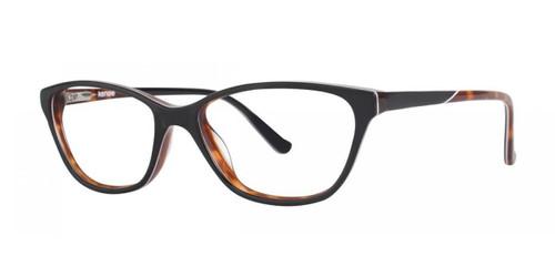 Black Kensie RX Twist Eyeglasses