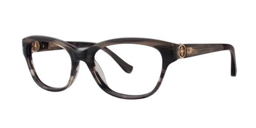 Feathered Smoke Kensie RX Social Eyeglasses