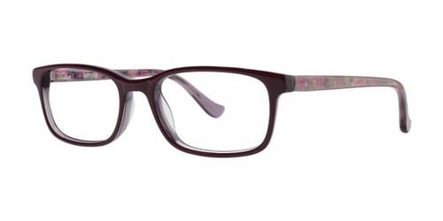 Purple Kensie RX Vacation Eyeglasses - Teenager