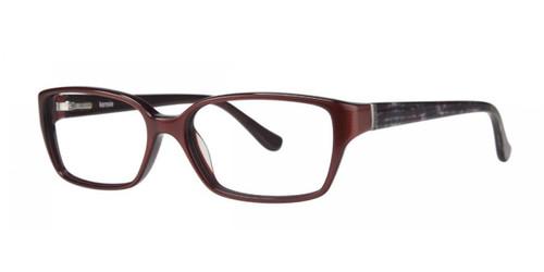 Maroon Kensie RX Ecstatic Eyeglasses - Teenager