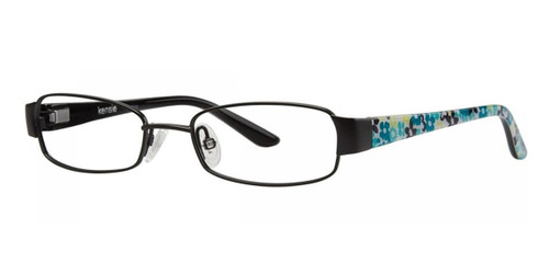 Black Kensie Blushing Eyeglasses - Teenager