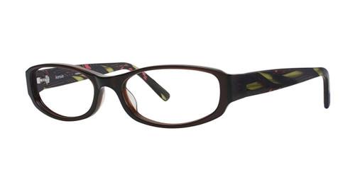 Tortoise Kensie RX Translucent Eyeglasses