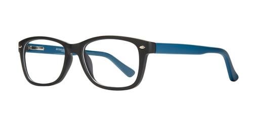 Blue Affordable Design Manny Eyeglasses