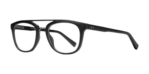 Black Affordable Design Doug Eyeglasses