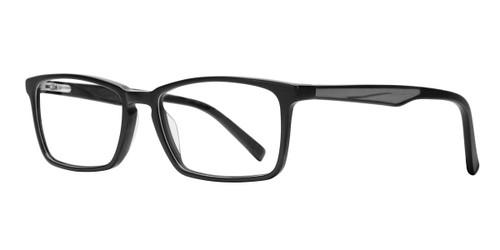 Black Brooklyn Heights Cropsey Eyeglasses
