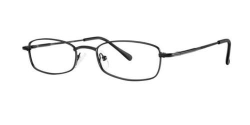 Black Gallery Sam Eyeglasses - Teenager