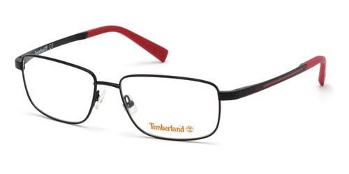 Matte Black Timberland TB1648 Eyeglasses.