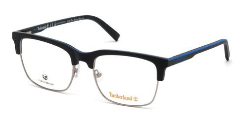Matte Black Timberland TB1655 Eyeglasses.