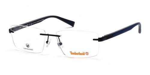 Black Timberland TB1657 Eyeglasses.