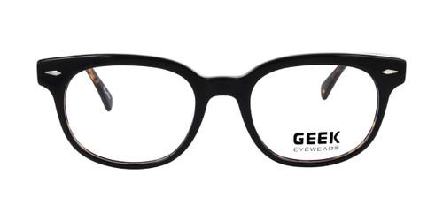 Black/Tortoise GEEK GRAVITY Eyeglasses - Teenager