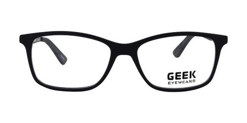 Black GEEK HACKER 2 Eyeglasses