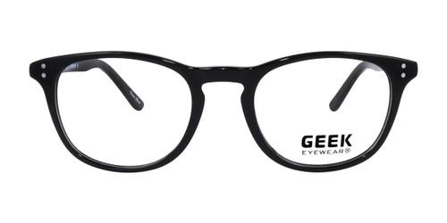 Black GEEK LESTER Eyeglasses - Teenager