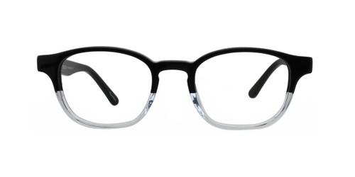 Black GEEK MYSTERY Eyeglasses - Teenager