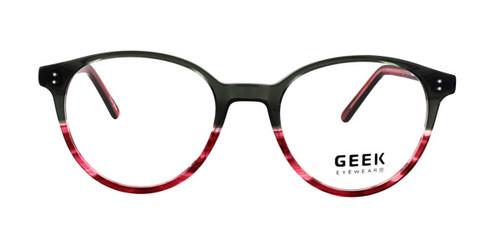 Aqua/Ruby GEEK ROOSTER Eyeglasses