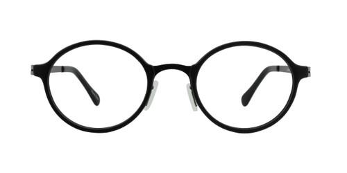 Black GEEK SONOMA Eyeglasses - Teenager