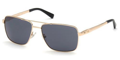 Gold/Smoke HARLEY-DAVIDSON HD0932X Sunglasses.