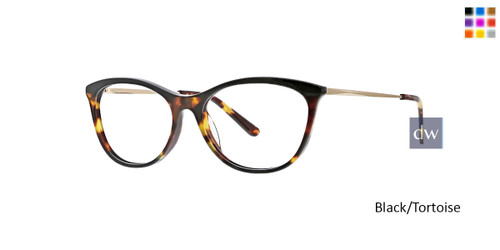 Black/Tortoise Xoxo Terra Eyeglasses.