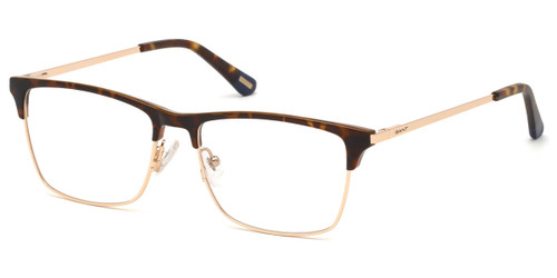 Dark Havana Gant GA3191 Eyeglasses.