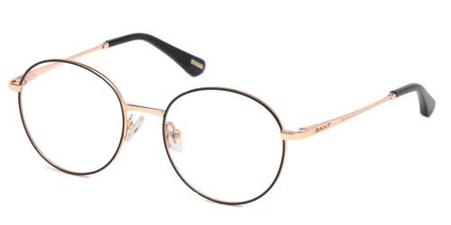 Shiny Black Gant GA4090 Eyeglasses.