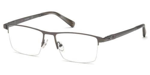 Shiny Gunmetal HARLEY DAVIDSON HD0787 Eyeglasses.