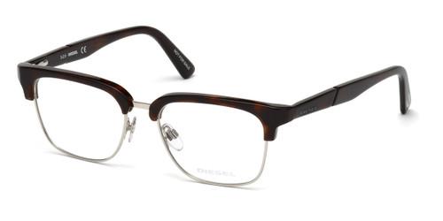 Dark Havana Diesel DL5247 Eyeglasses.