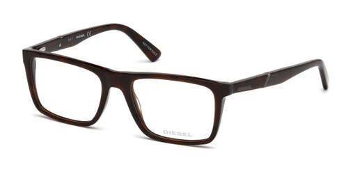 Dark Havana Diesel DL5257 Eyeglasses.