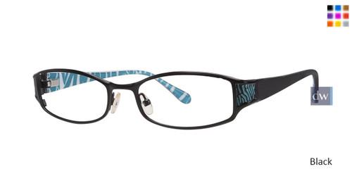 Black Lilly Pulitzer RX Cassidie Eyeglasses