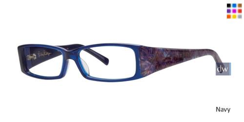 Navy Lilly Pulitzer RX Josephine Eyeglasses