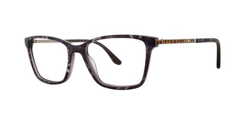 Black Dana Buchman Lucey Eyeglasses.