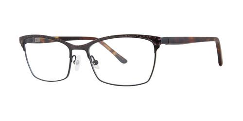 Black Dana Buchman Marlee Eyeglasses.