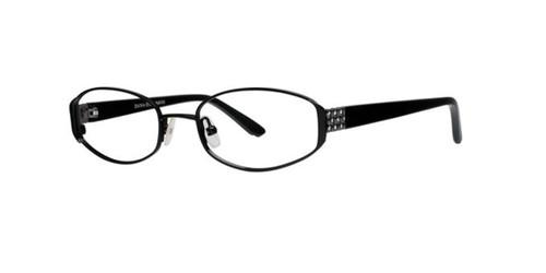 Black Dana Buchman Emily Eyeglasses.