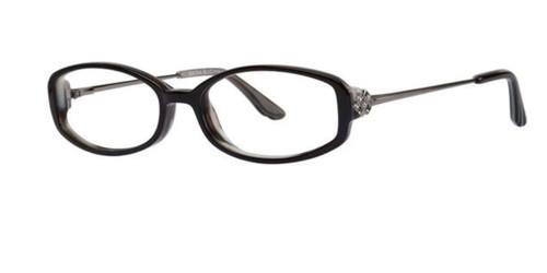 Black Ivory Dana Buchman Hazel Eyeglasses.