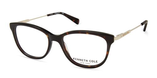 Dark Havana Kenneth Cole New York KC0298 Eyeglasses.