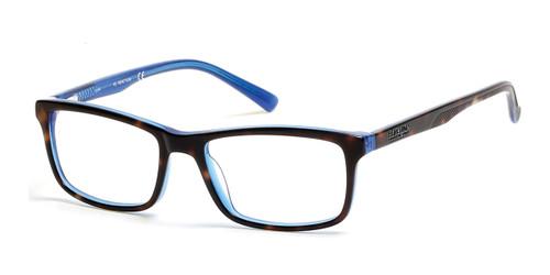 Dark Havana Kenneth Cole Reaction KC0787 Eyeglasses.