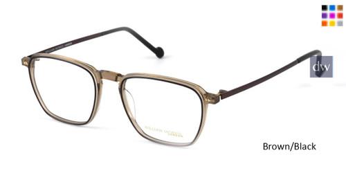 Brown/Black William Morris London WM50139 Eyeglasses.